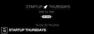 Startup Thursdays